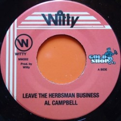 Al Campbell - Leave the...