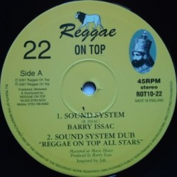 Barry Isaac - Sound System...