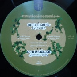 Ras Mykha - Dub Soldier 12''