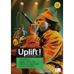 Uplift ! Cultural Reggae Mag 3