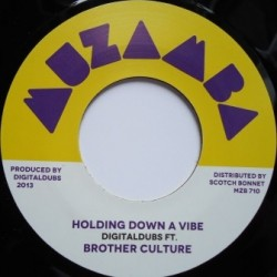Brother Culture - Holding...