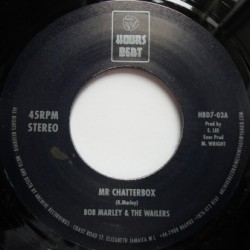 Bob Marley - Mr Chatterbox 7''