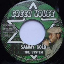 Sammy Gold - The System 7''