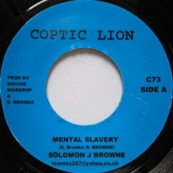 Solomon J Browne - Mental...