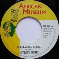 Gregory Isaacs - Black a...