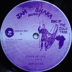 Jah Shaka - Giver of Life 12''