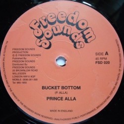 Prince Alla - Bucket Bottom...