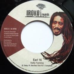 Earl 16 - Natty Farming 7''