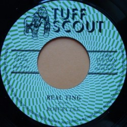 Robert Lee - Real Thing 7''