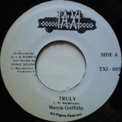 Marcia Griffiths - Truly 7''