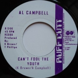 Al Campbell - Can't Fool...