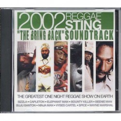 VA - 2002 Reggae Sting CD