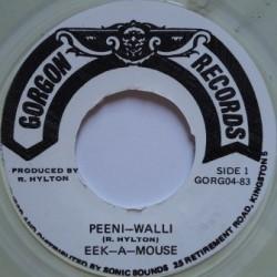 Eek a Mouse - Peeni Walli 7''