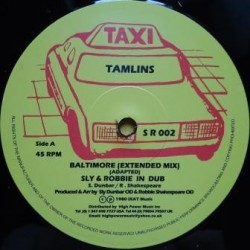 Tamlins - Baltimore 12''