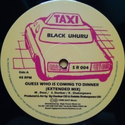 Black Uhuru - Guess Who is...