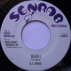 KC White - Selasi I 7''