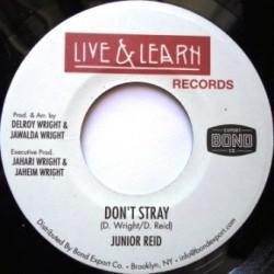 Junior Reid - Don't Stray 7''