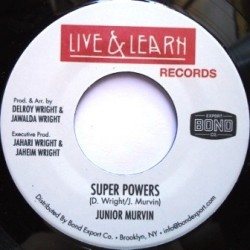 Junior Murvin - Super...