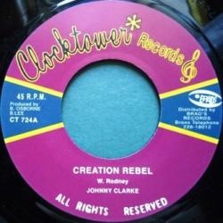 Johnny Clarke - Creation 7''