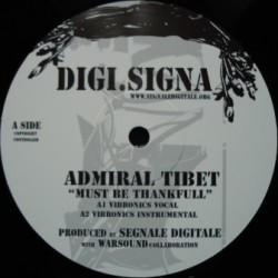 Admiral Tibet - Must be...