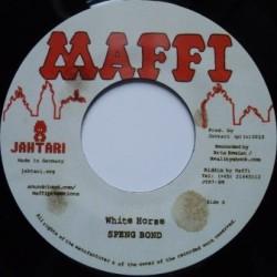 Speng Bond - White Horse 7''