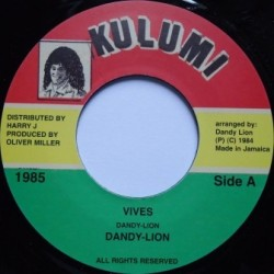 Dandy Lion - Vives 7''
