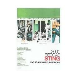 2001 Reggae Sting DVD