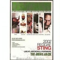 2002 Reggae Sting DVD