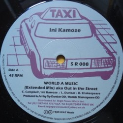 Ini Kamoze - World a Music...