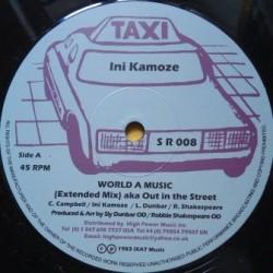 Ini Kamoze - World a Music...