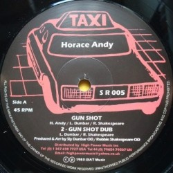 Horace Andy - Gun Shot 12''