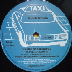 Black Uhuru - Youths of...