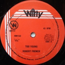 Robert French - Too young 12''