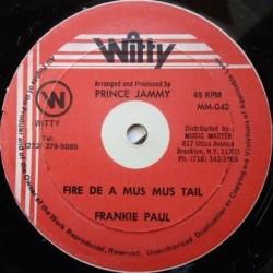 Frankie Paul - Fire de a...