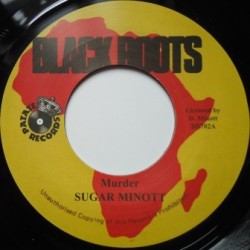 Sugar Minott - Murder 7''