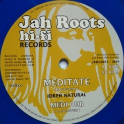 Idren Natural - Meditate 12''
