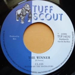 Class - The Winner 7''