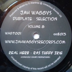 Ras Tuffy Irie - Real Herb 7''