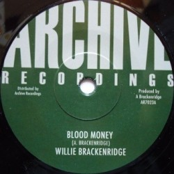 Willie Brackenridge - Blood...