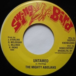 The Mighty Abidjans -...