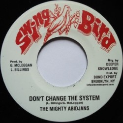 The Mighty Abidjans - Don't...