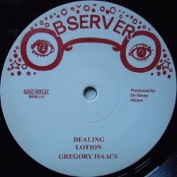Gregory Isaacs - Dealing /...