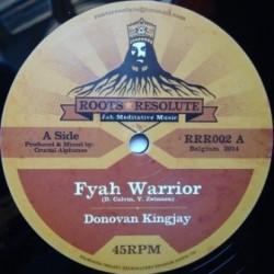 Donovan Kingjay - Fyah...