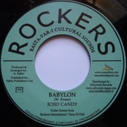 Icho Candy - Babylon 7''