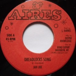 Jah Joe - Dreadlocks Song 7''