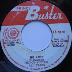 Prince Buster - Idi Amin 7''