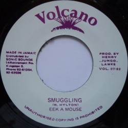 Eek A Mouse - Smuggling 7''