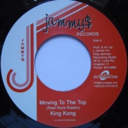 King Kong - Moving to the...