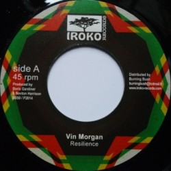 Vin Morgan - Resiliance 7''