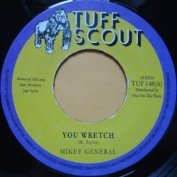 Mikey General - You Wretch 7''